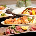 ダイニングバー・サーラス - 料理も充実、和の創作料理にいろんなお酒を合わせて