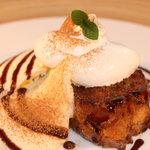 LONCAFE - 料理写真:プレーンタイプのフレンチトースト