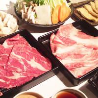 サエスタイル - 上質のお肉使用!「しゃぶしゃぶ食べ放題」