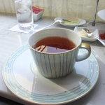 コートヤード・マリオット銀座東武ホテル - 紅茶はアッサム・アールグレイ・ダージリン・ウバから