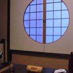 ふじ本 - 二階の座敷