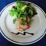 7314983 - ラタンコース 1500円 の蛸とセロリのマリネ