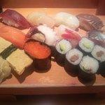 まさひろ寿司 - (3/31)1.5にぎり