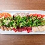 ブラバテーブル - ブラバセットにしかつかない 「ブラバサラダ!」 10種類以上の味が楽しめます!