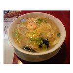 大阪王将 - 大阪ちゃんぽん麺 690円