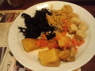 赤城おろし豚精肉店 - お惣菜バー