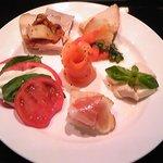 キッチンバー KANMI ~神味~ - 前菜です・・・