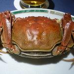 上海美味小屋 - 二品目:特選上海蟹の姿蒸♪