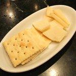 赤坂見附バール・デルソーレ - チーズ