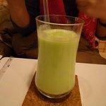 フルーツパーラーフクナガ - アボカドジュース