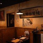 ちんどん - ちんどん の店内は昭和の雰囲気を再現しています!