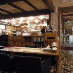 CAFE RIGOLETTO - 厨房