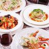 シップ・シェイプ - 料理写真:予約していただくとコース料理もご用意いたします。