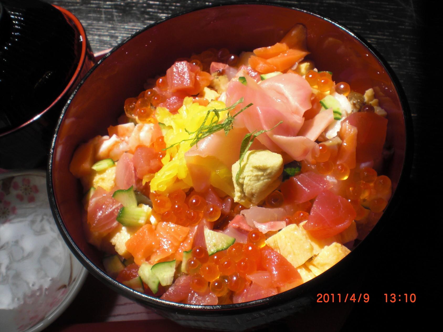 お米屋さんの寿司屋 桜