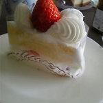 バンフの森 - ショートケーキ