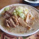 かど惣 - 醤油野菜ラーメン(700円)