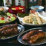 釜焼鳥本舗おやひなや - お料理一例