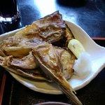 ほうせい丸 - 日替り魚ランチ ぶりかま焼き