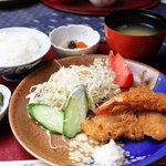 茶房 あゆみ - あゆみ定食(850円)