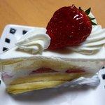 メゾン・モンマルトル - ショートケーキ