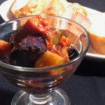 ワインバル 青木酒店 - 6種野菜のラタトュイユ!和の根菜も盛り込んだ懐かしい味!!
