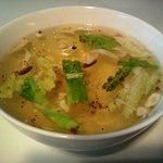 ソムチャイ - スープ