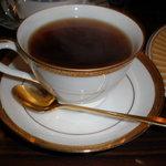 コ-ヒ-舘 寿里庵 - モーニングコーヒー