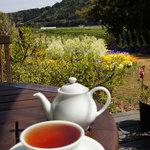 道の駅とみうら 枇杷倶楽部 - 琵琶紅茶