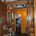 彰膳 - 春日本店には味噌樽を模した半個室がございます!