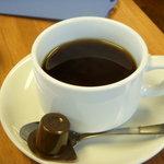 TRATTORIA Ca del TOMO - コーヒー