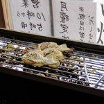 武雄亭 - 「天然」と言われる一枚型焼き