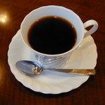 ジャック  - ブレンドコーヒー(hot)(380円)(2010/11/14)
