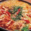 キムチ亭柳 - 料理写真:【一番人気】キムチ鍋。辛さも選べます。2,700円(2〜3人前)