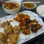 中華料理 桃園 - スペシャル定食