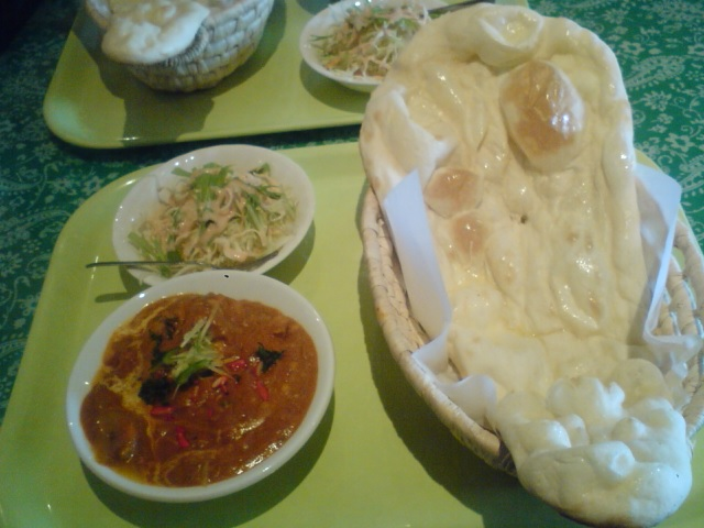 インド キッチン
