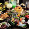 靖馬 - 料理写真:コース料理には飲み放題を付けられます☆