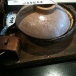 7547413 - カレー煮込みうどん
