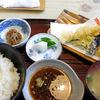 天勢 - 料理写真:上天ぷら定食1000円
