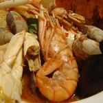 ルーチェ - 魚介のトマトスープ