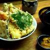 華善 - 料理写真:天丼