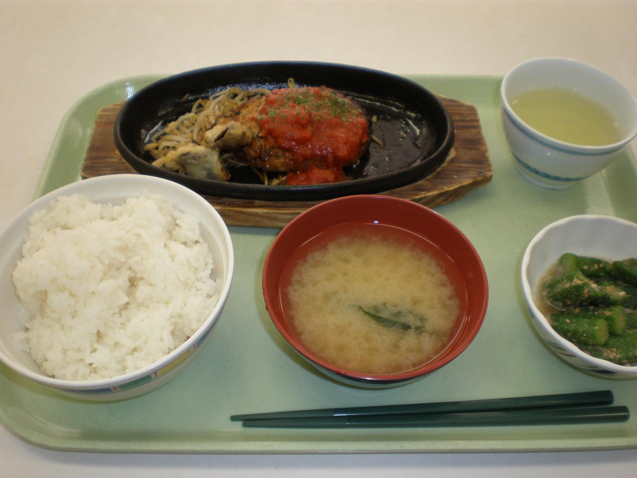広島市安佐南区役所食堂
