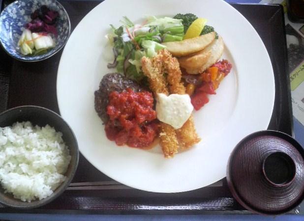 昭和の森ゴルフコースレストラン
