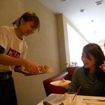 Poeta - 料理写真:ピザ食べ放題(ランチ) テーブルまでお運びします