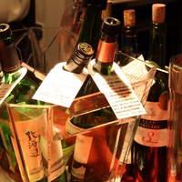 ◆豊富なワインを楽しむ♪料理に合う銘柄を御用意♪