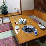 水たき 長野 - テーブル席