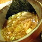 つけ麺屋 やすべえ - スープ