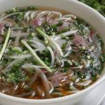 サイゴン・レストラン - ピリ辛麺・Bún bò Huế
