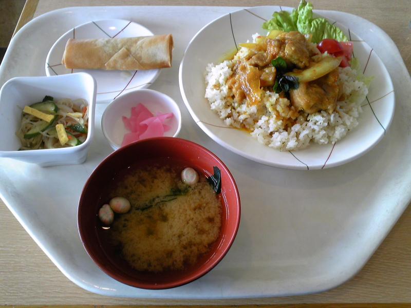 文京区役所 職員食堂