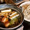 伊香保 時代屋 - 料理写真:赤城地鶏つけ汁そば・うどん