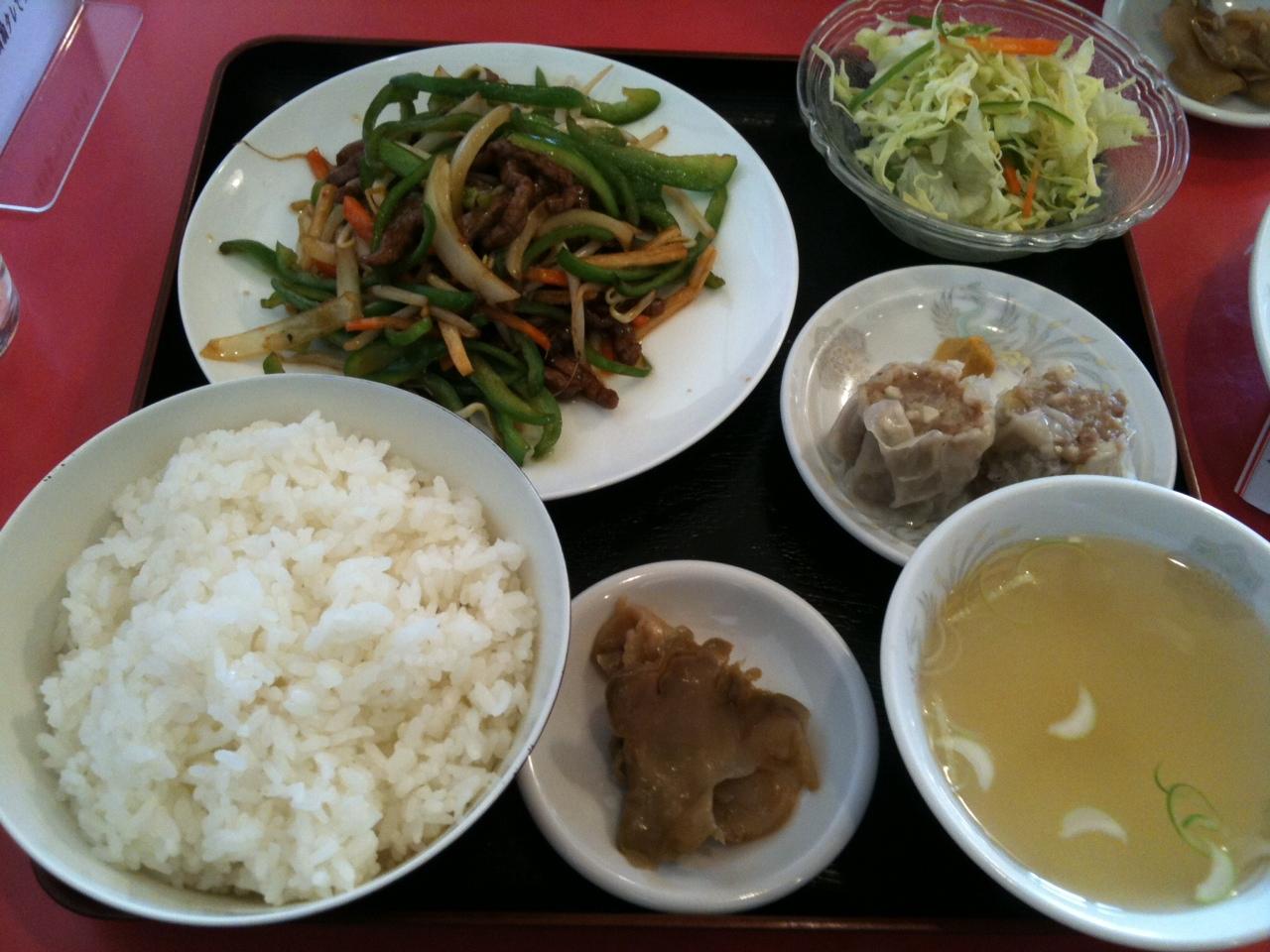 中国料理 廣東 白山本店